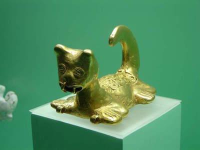 Museo del Oro Zenu in Cartagena