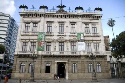 Museu da Republica in Rio de Janeiro