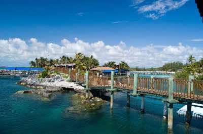 Nassau's Blue Lagoon Island in Nassau