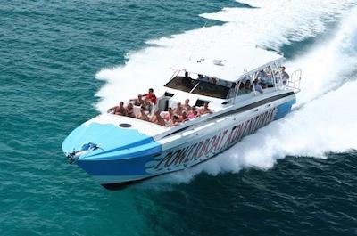 Nassau Shore Excursion: Exuma Powerboat Adventure