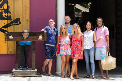 Rum and Food Walking Tour