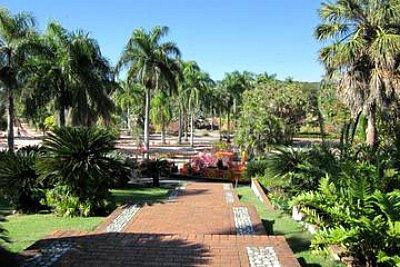National Botanical Garden in Santo Domingo