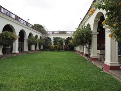 National Museum of Archaeology, Anthropology and History in Lima