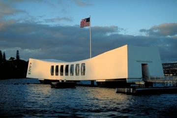 Oahu Shore Excursion: Pearl Harbor and Honolulu City Tour -in-Oahu