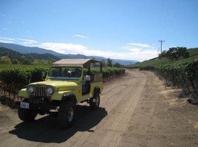 Off Road Tours in Santa Barbara