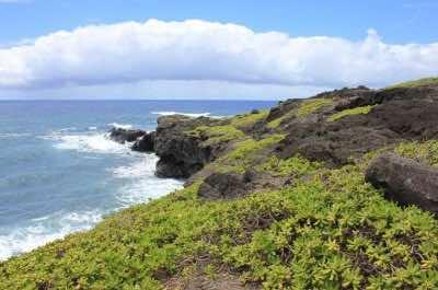 Ohe'o Gulch in Maui