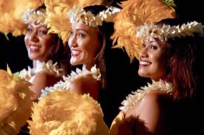 Old Lahaina Luau Maui