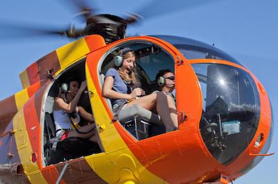 Open Door Helicopter Tour Over Oahu