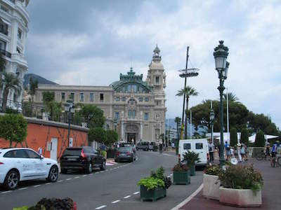 Opera de Monte-Carlo in Monaco