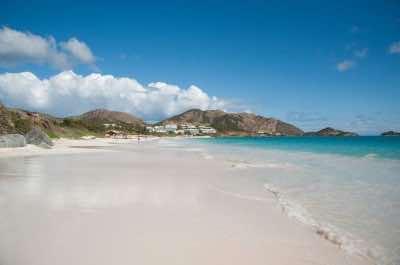 Orient Bay Beach in St. Martin