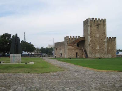 Ozama Fort (Fortaleza Ozama) in Santo Domingo