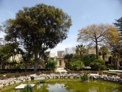 Palazzo Parisio and Gardens in Malta