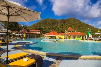 Papillon by Rex Resorts St. Lucia