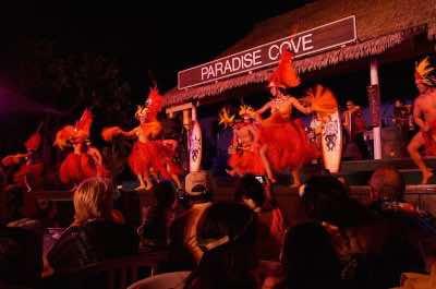 Paradise Cove Luau in Oahu