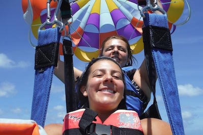 Things To Do In Aruba - Parasailing Adventure