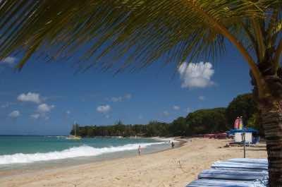Paynes Bay in Barbados