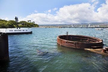 Pearl Harbor Battleships Tour of Oahu -in-Oahu