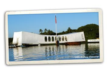 Pearl Harbor Tour From Honolulu -in-Oahu
