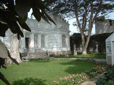 Museo Pedro de Osma in Lima