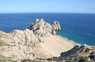 Pelican Rock in Cabo San Lucas