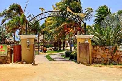Philip's Animal Garden in Aruba