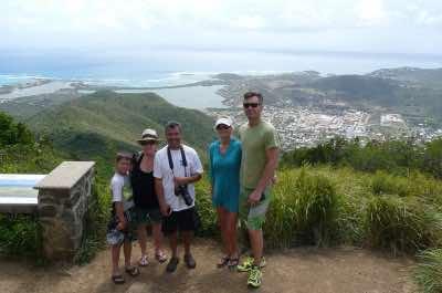 Pic Paradis in St Maarten