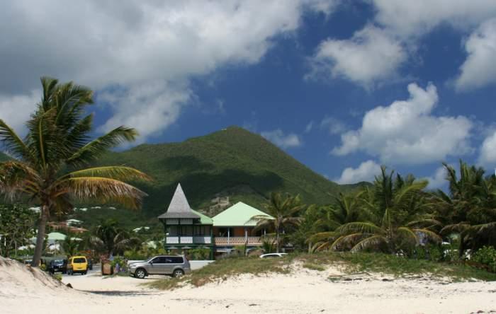 Pic du Parais St. Maarten