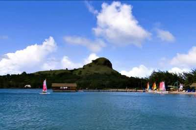 Pigeon Island National Park St. Lucia