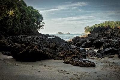 Playa Manuel Antonio in Costa Rica