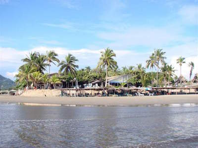 Playa Revolcadero in Acapulco