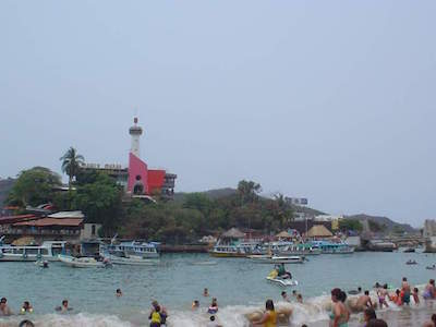 Playas Caleta y Caletilla in Acapulco