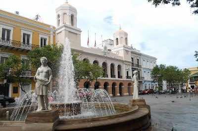 Plaza de Armas San Juan