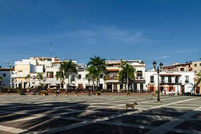 Plaza de Espana (Plaza de Armas)