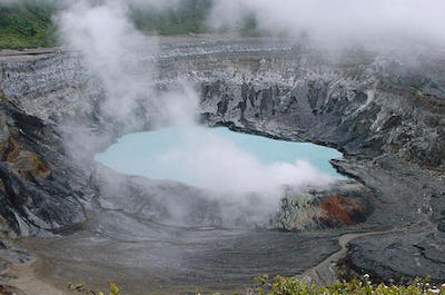 Poas Volcano National Park Tours from San Jose