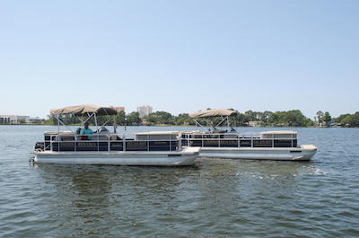 Pontoon Rental in Panama City