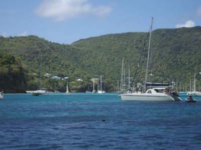 Port Elizabeth in St. Vincent and The Grenadines