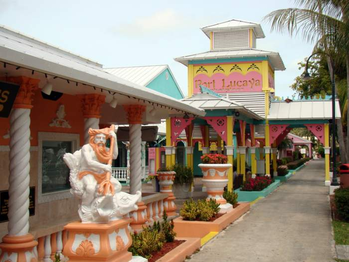 Port Lucaya Marketplace and Village in Freeport