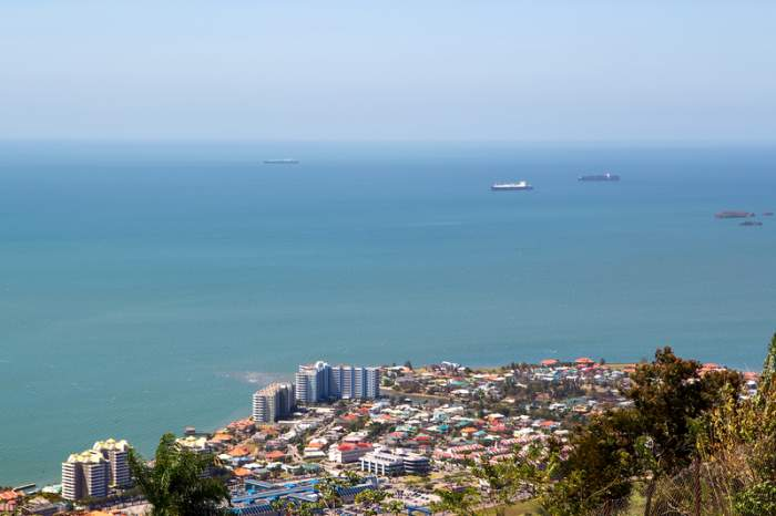Port of Spain - Capital of Trinidad