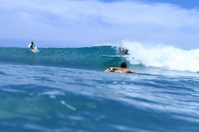 Private North Shore Surfing Tour from Waikiki