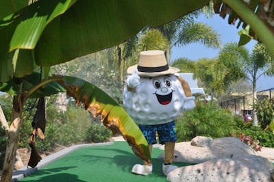 Putt'n Around in Delray Beach