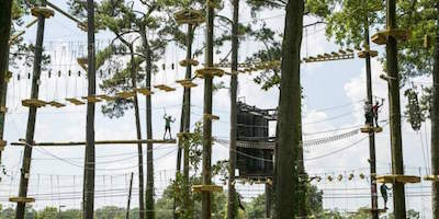 Radical Ropes Adventure Park in Myrtle Beach
