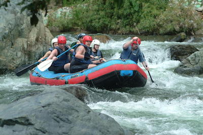 Rafting in Puerto Plata