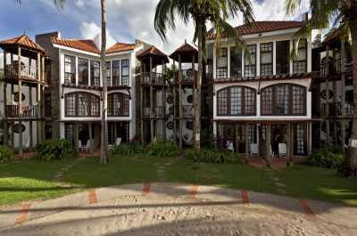 Rendezvous Resort St. Lucia