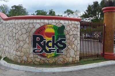 Rick's Cafe in Montego Bay
