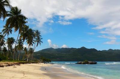 things to do in samana - Rincon Beach (Playa Rincon)
