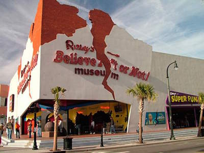 Ripley's Believe It or Not! in Myrtle Beach