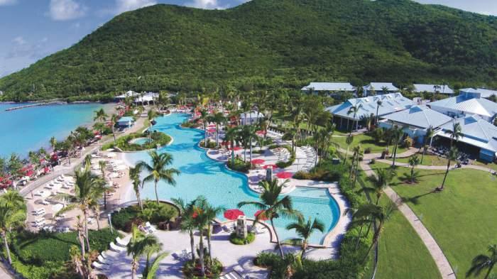 Riu Palace St. Martin All Inclusive Resort