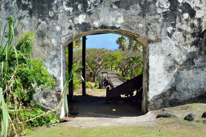 River Antoine Rum Distillery in Grenada