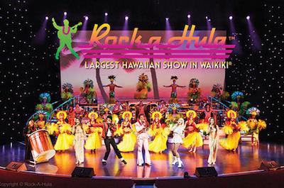 Legends in Concert Waikiki Rock a Hula Show