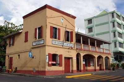 Roseau Museum in Dominica